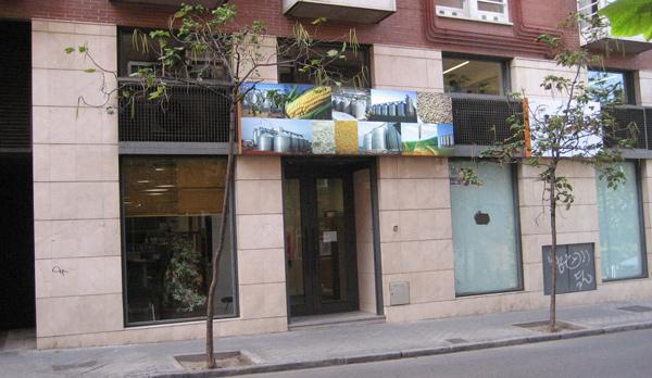 Primera oficina en Madrid